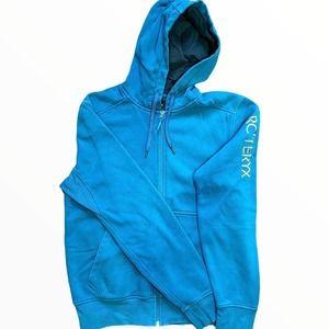 Arc'Teryx Hoodie Sweatshirt Pullover Blue Teal M